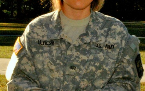 FMU student considers deployment to Afghanistan