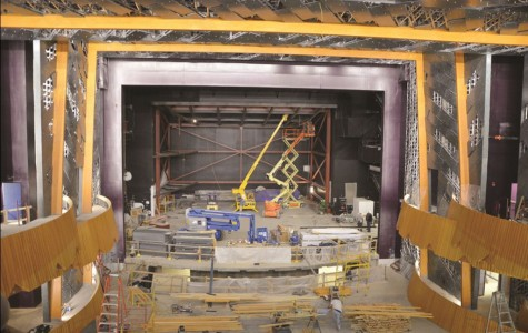 Performing Arts Center reaches final stages