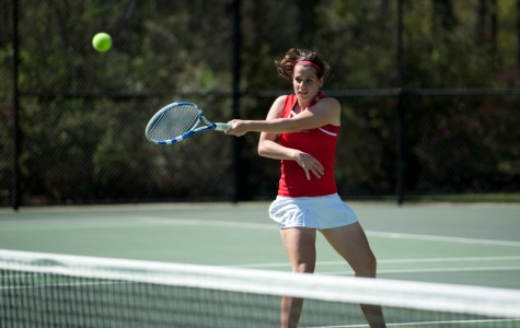 Tennis team having season to remember