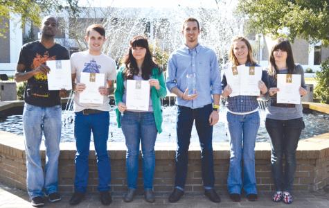 Graphic design students win