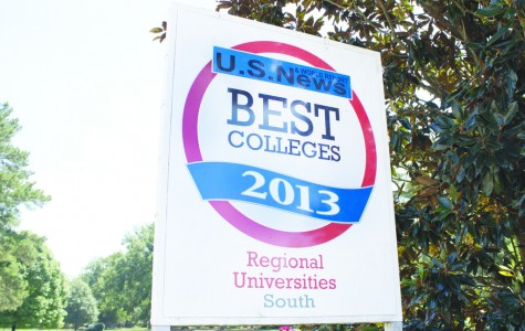 University listed among best regional colleges