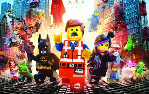 """Jadia at the Movies: """"The Lego Movie, Everything is Awesome!"""""""