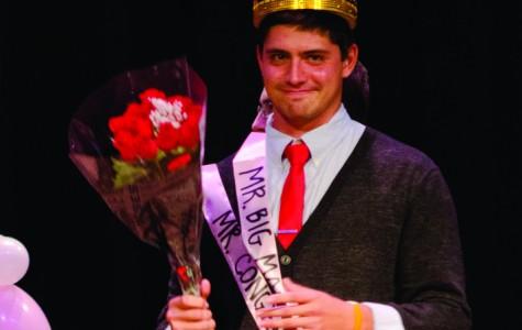 Pinillos crowned Big Man on Campus