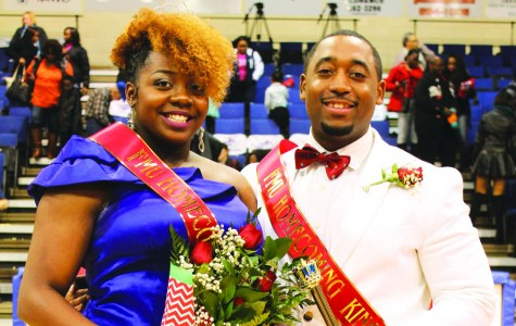 FMU crowns homecoming royalty