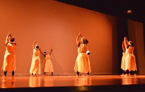 Heritage program interprets history through dance