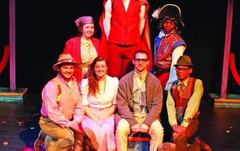 "Fine arts department recreates ""The Fantasticks"""