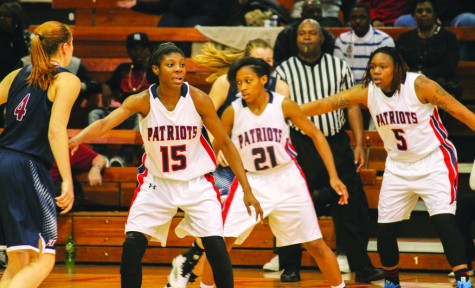 USC-Aiken Pacers crash homecoming party, eliminate Patriots from PBC playoffs pt.2