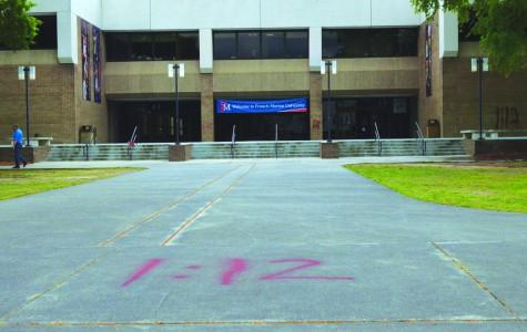 Campus prank goes too far, Fraternity pledges arrested for vandalism