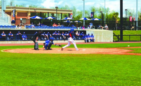Patriot sluggers split in doubleheader, lose series
