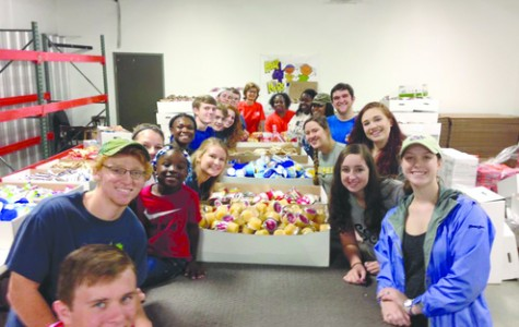 University life students learn about FMU services