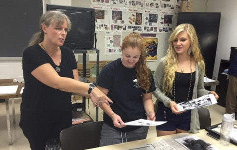 German professor teaches art workshop at FMU