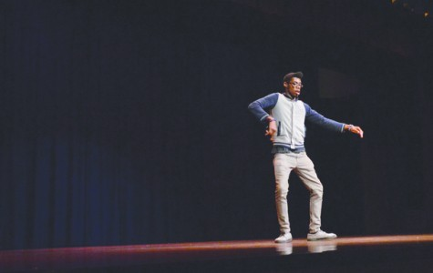 Coalition sponsors student, faculty talent show