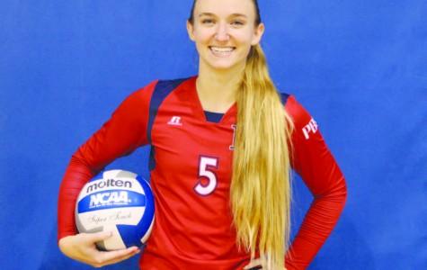Meet The Athletes, Alexzandra Reed