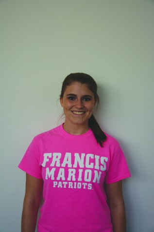 Rachel Droze, Editor-In-Chief