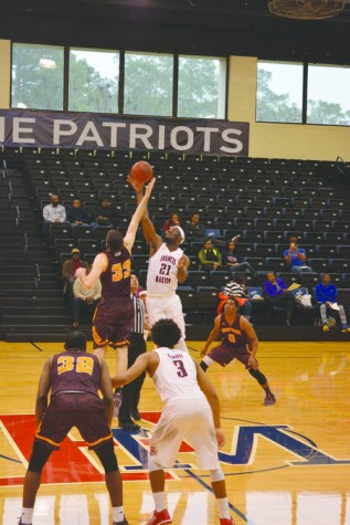 Free throws give Patriots win over Armstrong State