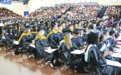 More than 300 graduates earn degrees