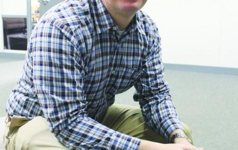 Professor Spotlight: Eric Belk