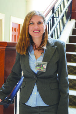 Professor Spotlight: Allison Munn