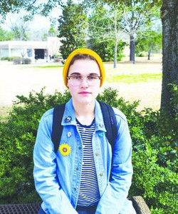 Student shares his transition story