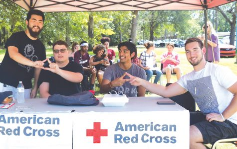 Low blood donations at TKE blood drive