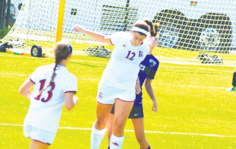 Lady Patriots lose first PBC game of the season