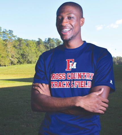 Meet the Athletes: Aaron Robinson