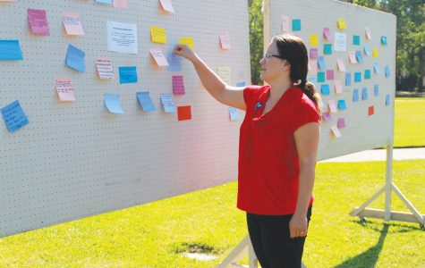 Faculty, students celebrate National Day on Writing