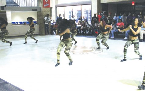 NPHC hosts dance party to meet students