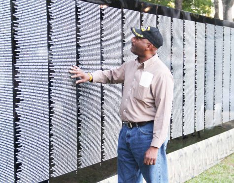 FMU hosts Vietnam Moving Wall memorial