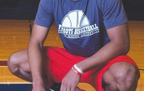 Meet the Athletes: Detrek Browning