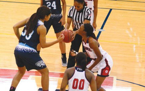 Chandler leads Patriots to victory over Flagler Saints