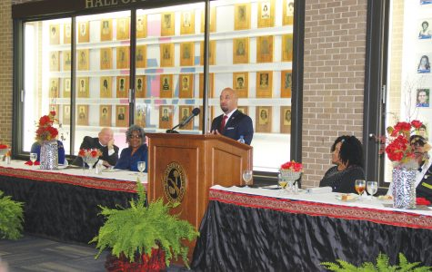 Coalition hosts annual banquet