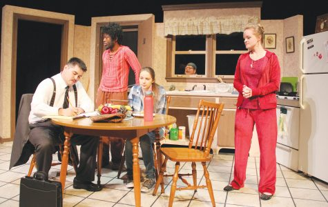 "FMU Theatre Program presents ""Blue Bird"" by Liza Lentini"