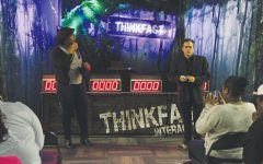 Student wins Think Fast game show a second time