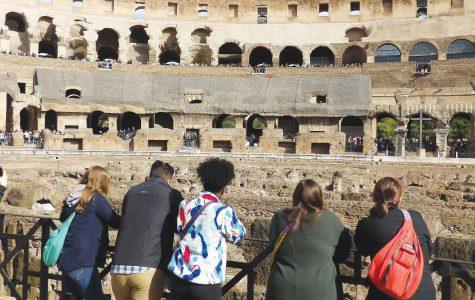 McNair Scholars, Honors Ambassadors travel to Italy