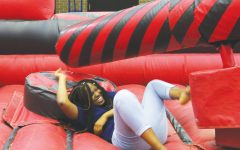Spring Fest provides stress relief to students