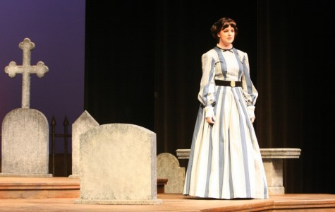 "Theatre Department performs ""Spoon River Anthology"" to full house"