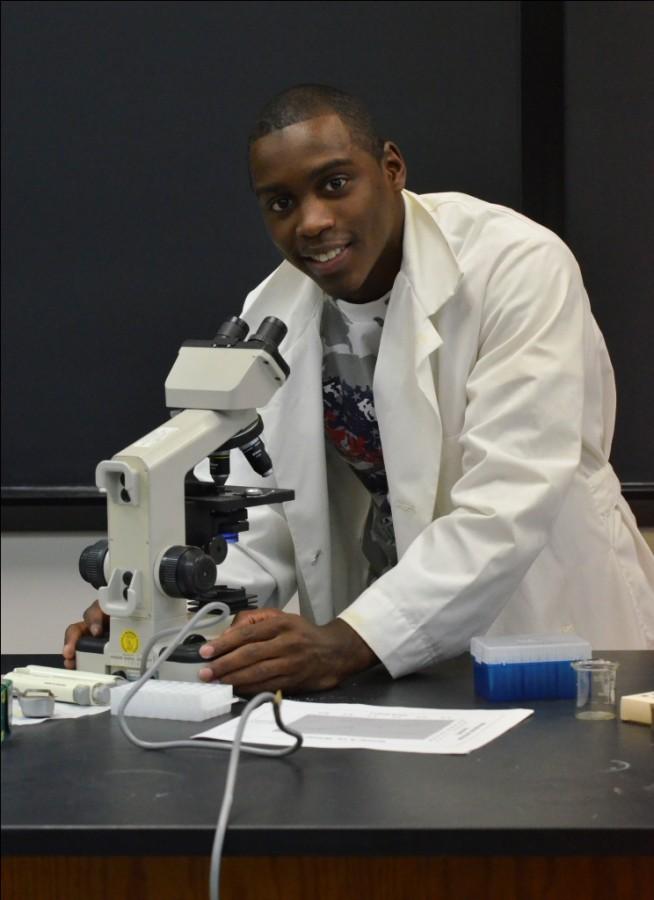 Biology+student+receives+prestigious+scholarship