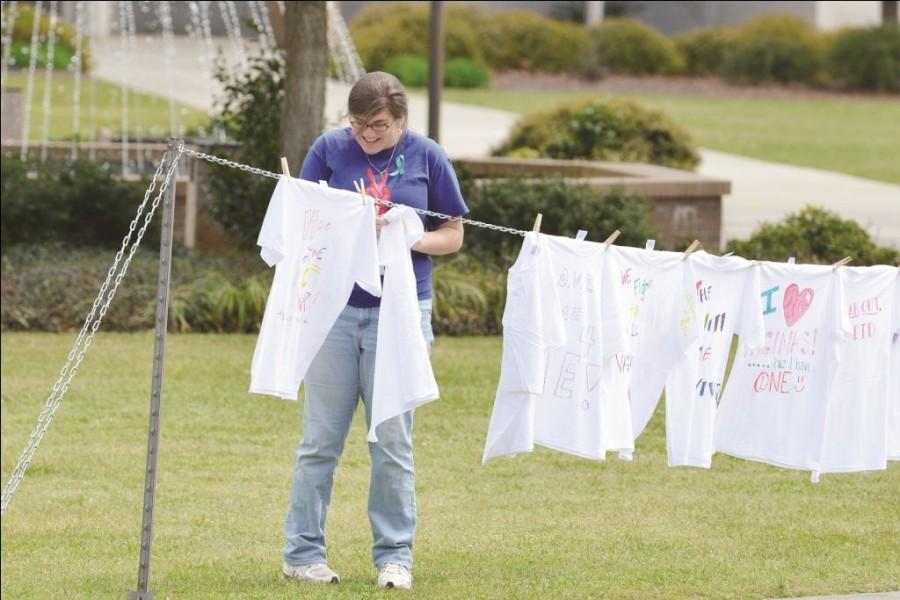 V-Week: week-long activities raise money for Pee Dee Coalition, bring awareness to violence against women and girls