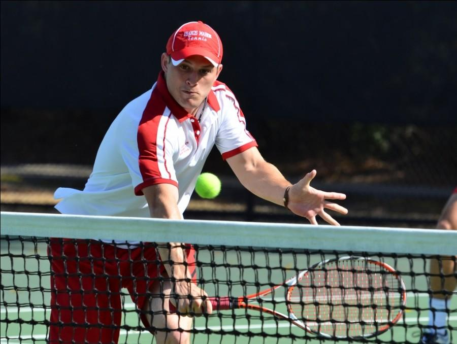 FMU player shares views on college tennis