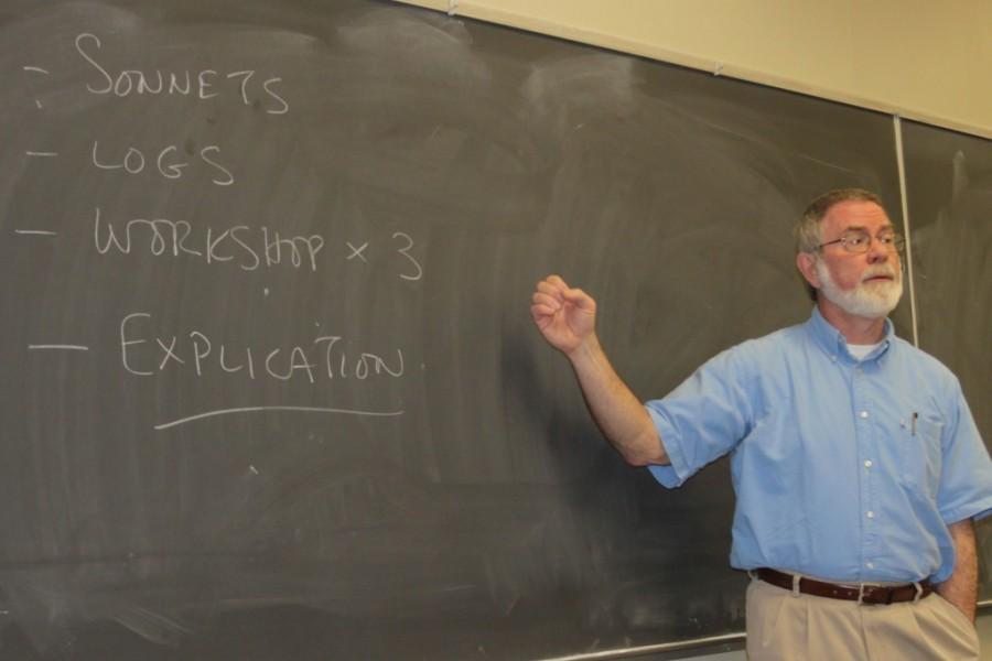 Retiring professor discusses his 22 years at FMU
