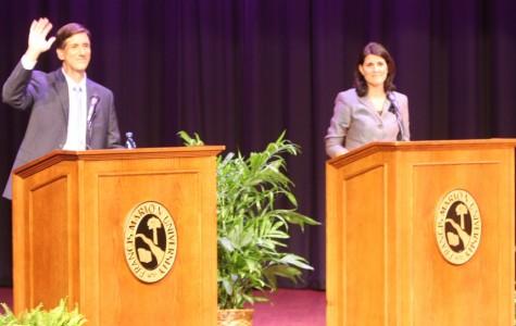 Tension rises between candidates:  FMU hosts final gubernatorial debate before Nov. 2 elections