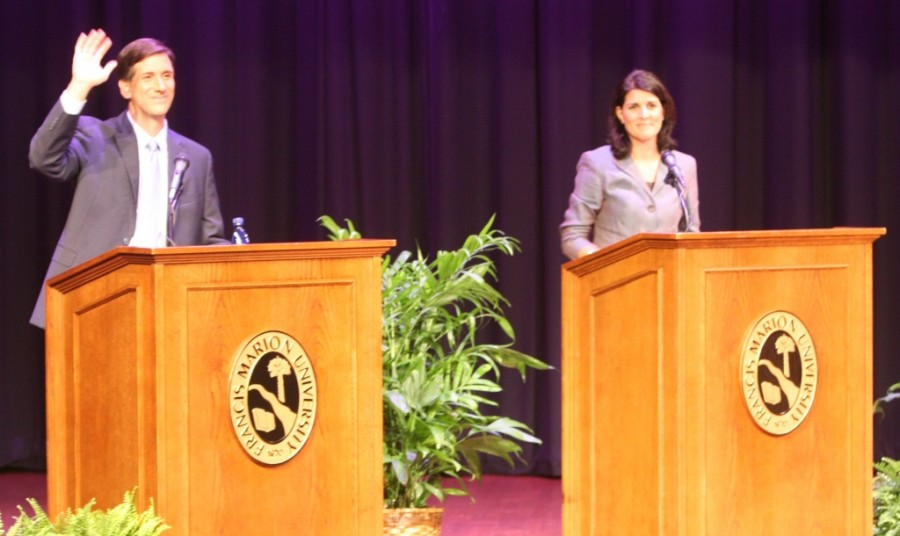 Tension rises between candidates:  FMU hosts final gubernatorial debate before Nov. 2 elections