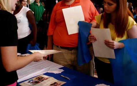 College Fair attracts massive crowd