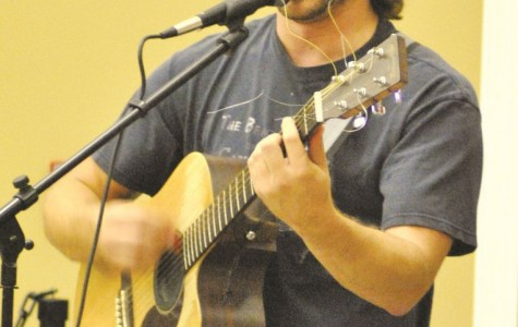 Amp'd features local musicians