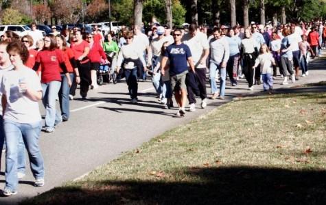Pee Dee Heart Walk raises awareness of coronary disease