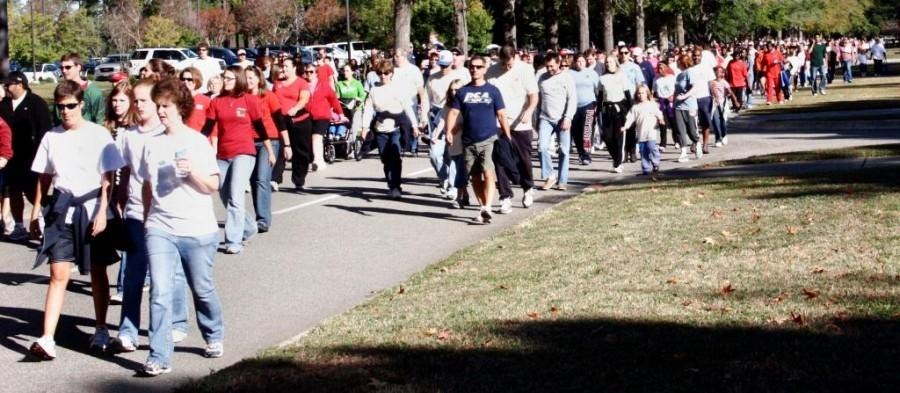 Pee Dee Heart Walk raises awareness of coronary disease