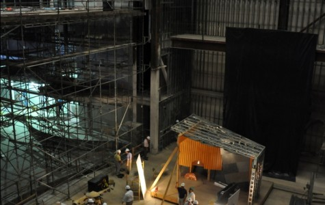 Performing Arts Center nears completion