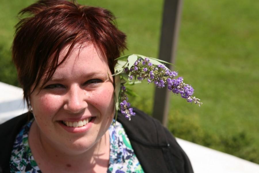 Professor Spotlight on Dr. Kristin Kiely