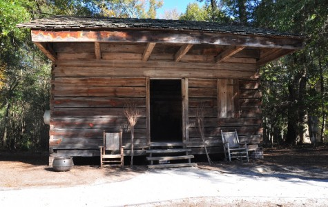 Hewn Timber Cabins showcase campus history